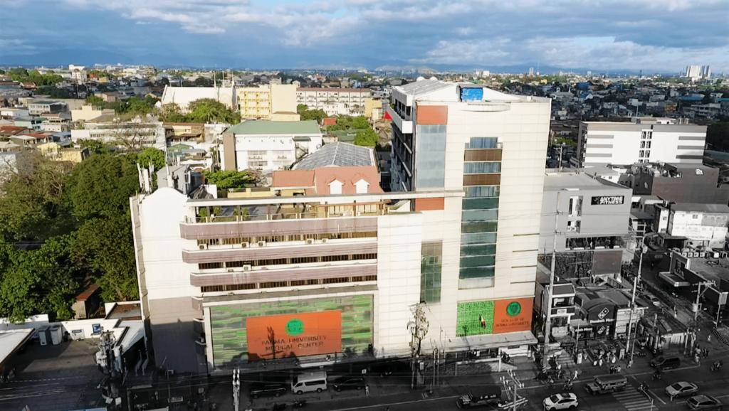 Olfu Valenzuela Campus Drone