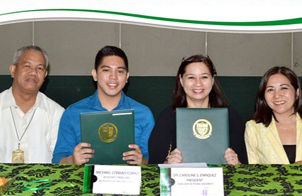 OLFU Antipolo Campus Partners Anew With 7 High Schools