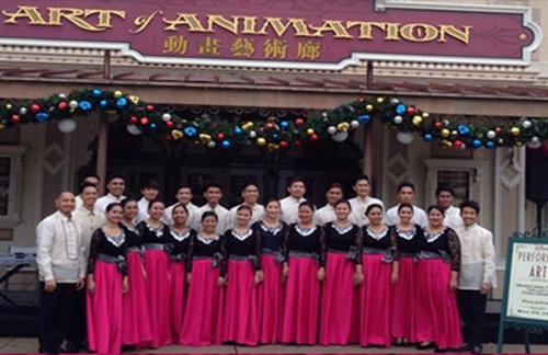 OLFU Chorale wins gold and silver medals in International Choir Competition