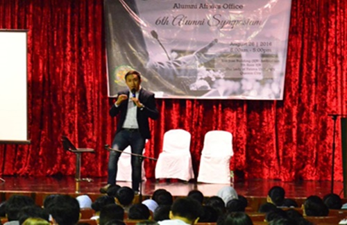 Alumni Affairs Holds Alumni Symposium in QC & Valenzuela