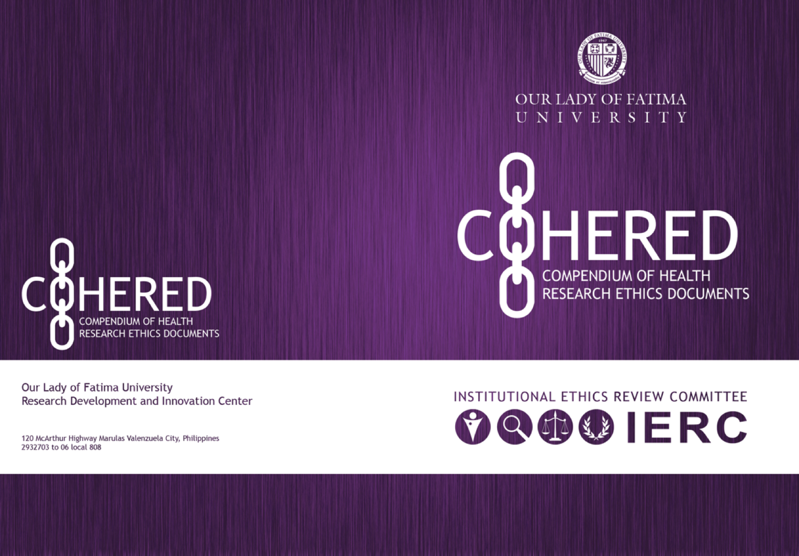 COMPENDIUM OF HEALTH RESEARCH ETHICS DOCUMENTS (COHERED)