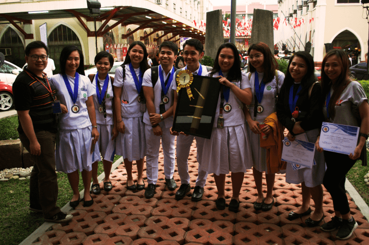 Antipolo PT Students bag Championship in 8th PSAi Interschool Anatomy Quiz Contest; Valenzuela finishes in 4th Place
