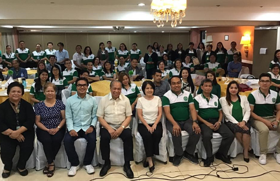 Graduate School Faculty gear up for SY 2019-2020