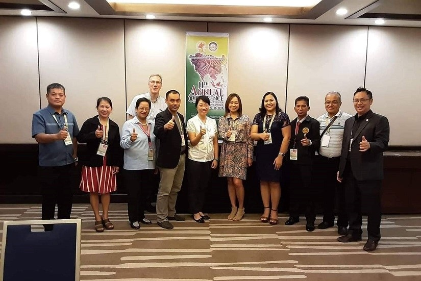 Criminologists attend and present at the 11th ACS Conference in Cebu