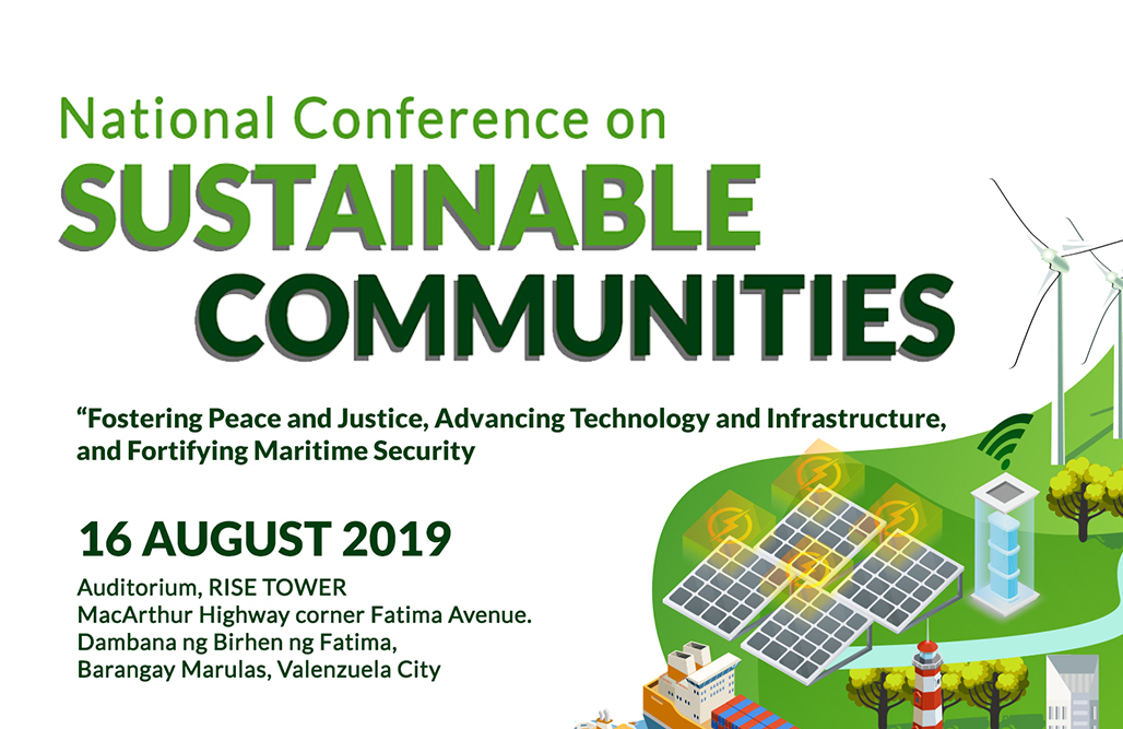 National Conference on Sustainable Communities