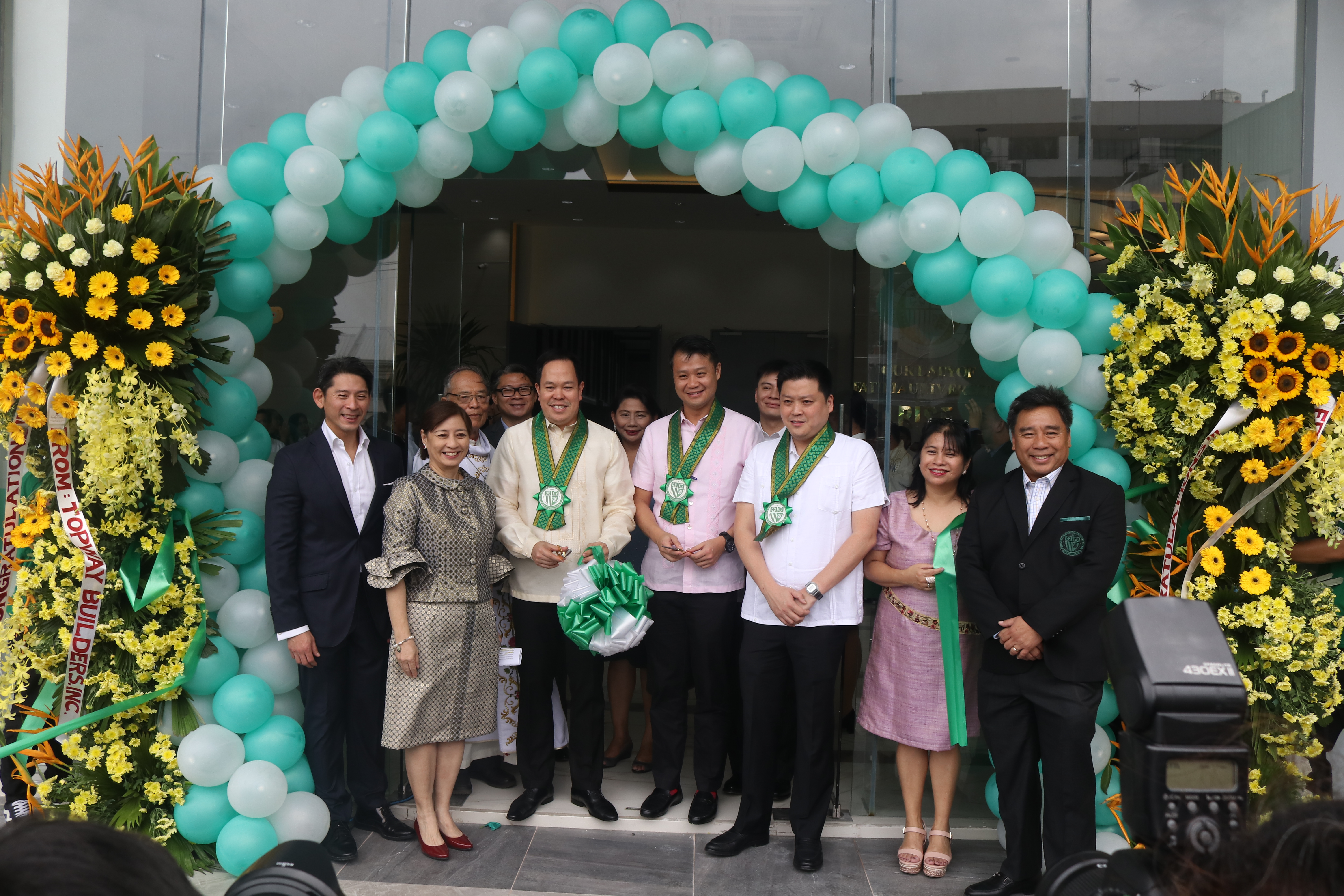 Center of Innovation rises in Valenzuela: OLFU unveils RISE Tower