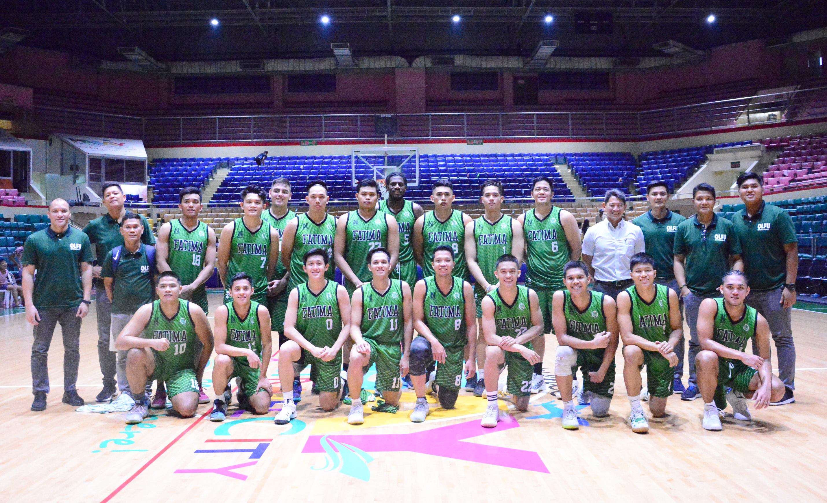 OLFU Phoenix on a Strong Start in NAASCU '19
