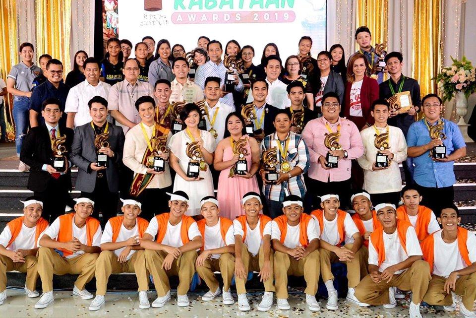 "Province of Bulacan honors Dr. Diño as ""Gintong Kabataan"""