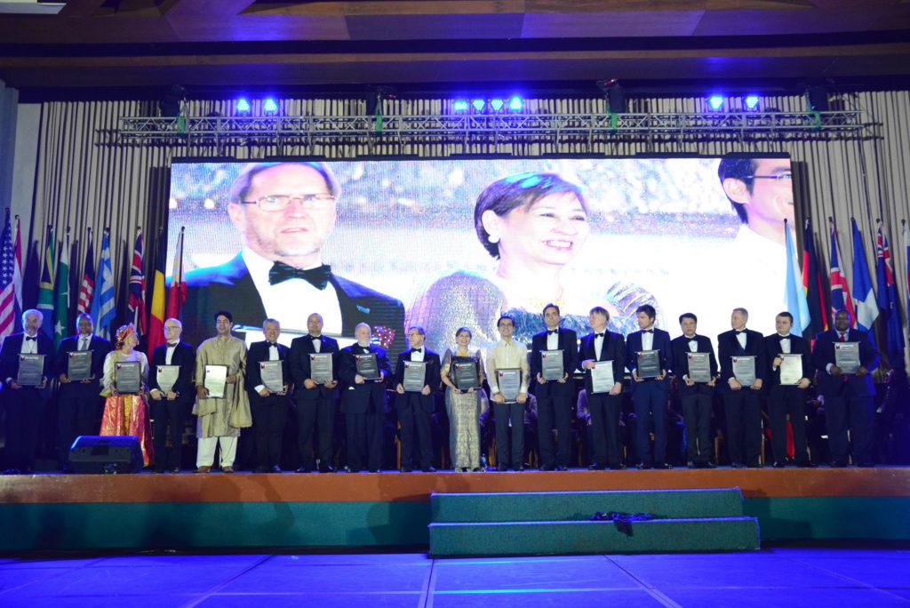 Dr Enriquez Gusi Peace Prize (1)