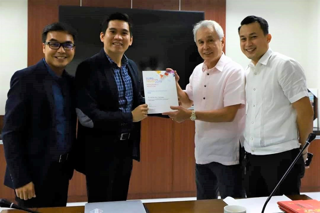 Turnitin commends Santiago for Innovative Work