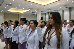 Olfu Pharmacy White Coat Ceremony