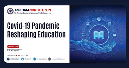 Higher Education in a Post-Pandemic Philippines: Dr. Enriquez shares Best Practices at AmCham Webinar
