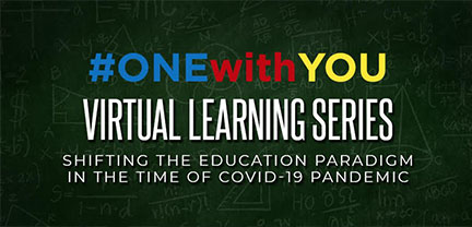 Teaching in The New Normal: OLFU Educators engage in Virtual Learning Series for the Academe