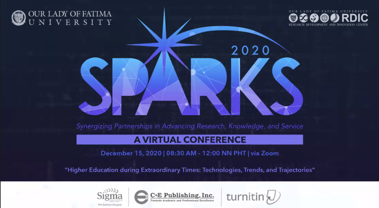 SPARKS International Conference goes Digital in 2020, tackles Higher Education in Extraordinary Times