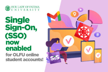 Single Sign-On, Now Enabled for Students' Online OLFU Accounts